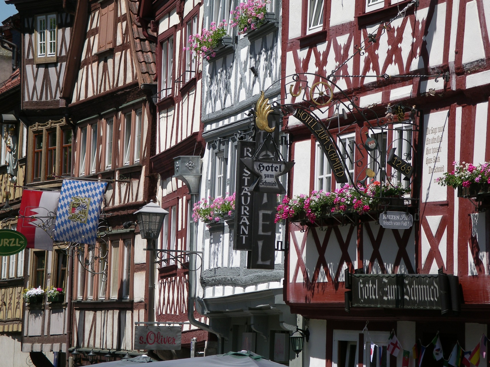 Baugutachter Darmstadt zurück zur startseite wasi de postkarten 2 mainradweg 169 ochsenfurt fachwerkhaeuser